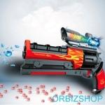 Пистолеты для стрельбы гидрогелем