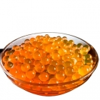 Гидрогелевые шарики оранжевые