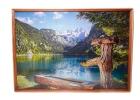 Картина из пазлов Озеро