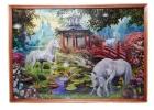 Картина из пазлов Единорог