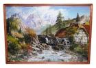 Картина из пазлов В горах