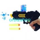 Пистолет стреляющий присоской и шариками гидрогеля