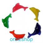 Гидрогелевые фигурки дельфины