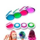 """Мелки для макияжа волос """"HAIR CHALK HOT HUEZ"""""""
