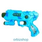 Детский пистолет стреляющий гидрогелем и присосками