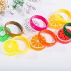 Slime-жвачка для рук в виде фруктов