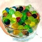 Гидрогелевые шарики разноцветные 1.0-1.5 см