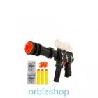 Пистолет для шариков и мягких пуль с присоской