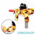 Детский пистолет для водяных шариков и мягких пуль